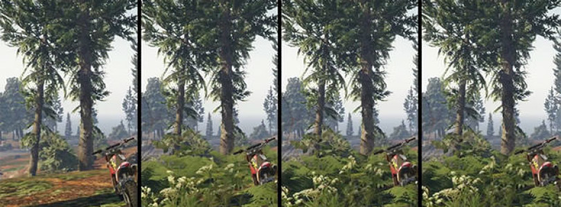 GTA V : Grafikvergleich der PC Version