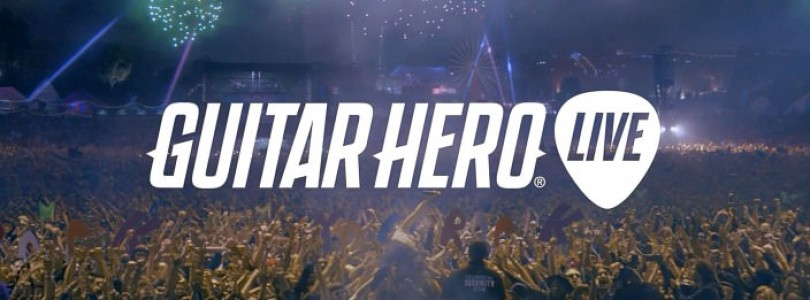 Guitar Hero Live: Get down with the Sickness