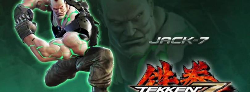 Tekken 7 präsentiert Jack-7 im Trailer