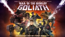 Gewinnspiel: War of the Worlds Goliath 3D