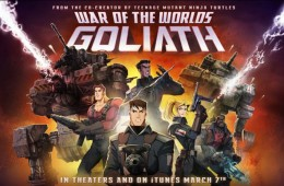 Gewinnspiel: War of the Worlds Goliath 3D