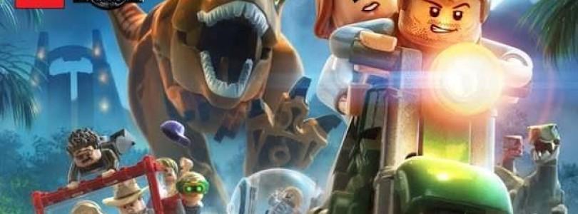 Lego Jurassic World mit neuem Trailer und Releasetermin