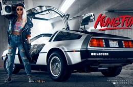 Kung Fury der komplette Film mit Einhörnern und Laser Dinos