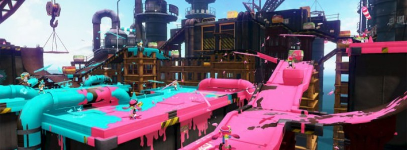 Splatoon Demo am 9. Mai testen