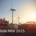 Releaseliste Mai 2015
