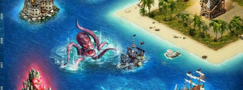 Pirates: Tides of Fortune Browserspiel für Fluch der Karibik Fans