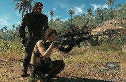 Metal Gear Solid V: The Phantom Pain mit 40 Minuten Gameplay Video