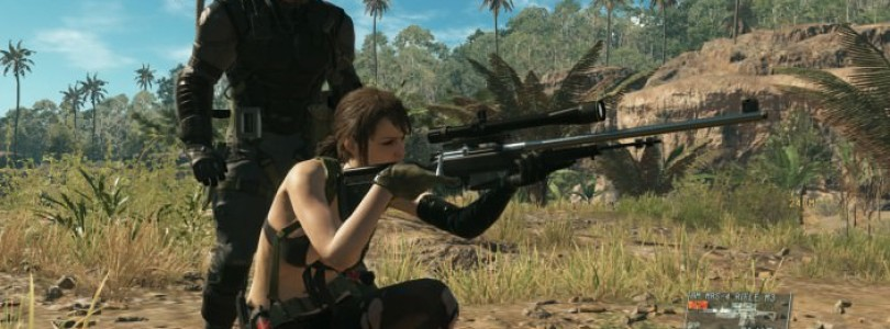 Metal Gear Solid V: The Phantom Pain mit 40 Minuten Gameplay Video