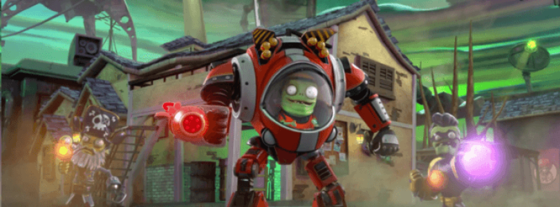 Plants vs Zombies: Garden Warfare 2 erscheint in Kürze