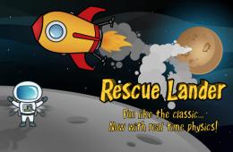 Spanisches Videospiel Rescue Lander veröffentlicht