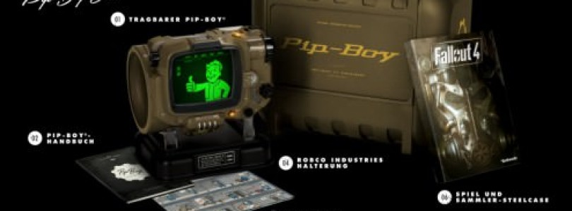 E3 2015: Fallout 4 Limited Pip Boy Edition