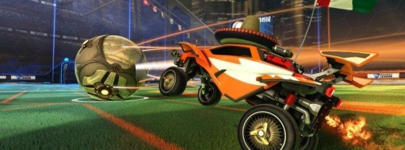 Rocket League mit fettem Update