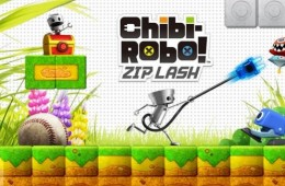 Preview: Chibi-Robo! Zip Lash