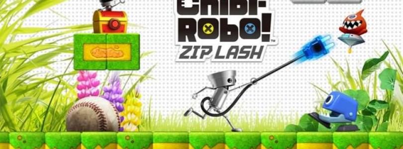 Preview: Chibi-Robo! Zip Lash