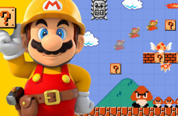 Preview: Super Mario Maker