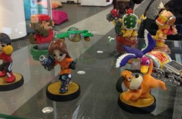 amiibo zu Duck-Hunt, Star Fox und Game & Watch kommen