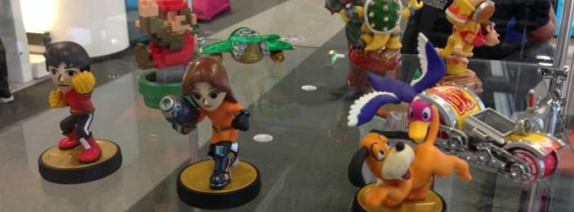 amiibo zu Duck-Hunt, Star Fox und Game & Watch kommen
