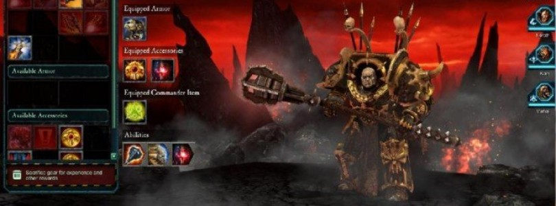 Warhammer 40K: Dawn of War 2 mit Steam Sammelkarten