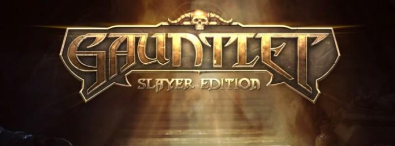Gauntlet: Slayer Edition metzelt sich auf die Playstation 4
