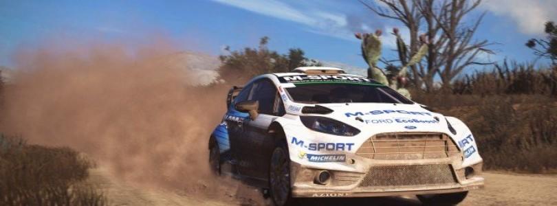 WRC 5 mit erstem Gameplayvideo