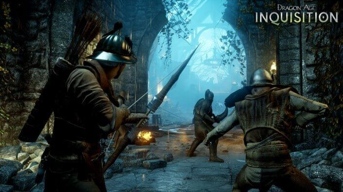 Dragon Age: Inquisition Grafik Multiplayer