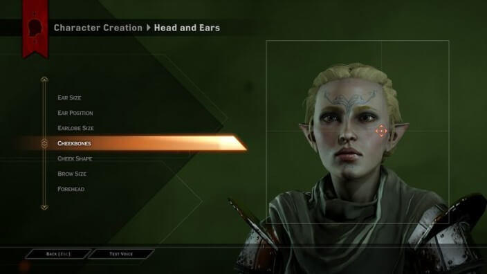 Dragon Age: Inquisition - Charakter erstellen