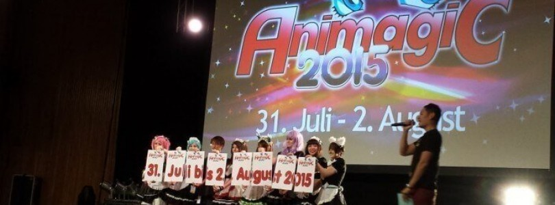 Animagic 2015 in Bonn
