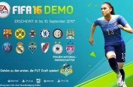 FIFA 16 von EA Sports ab sofort erhältlich