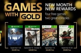 Games with Gold September 2015