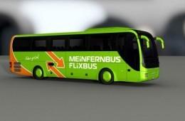 Fernbus Simulator von Aerosoft kooperiert mit Flixbus