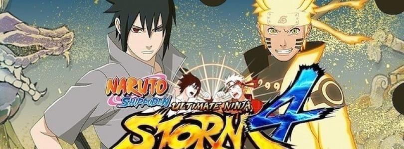 Gamescom 2015: Naruto Shippuden: Ultimate Ninja Storm 4