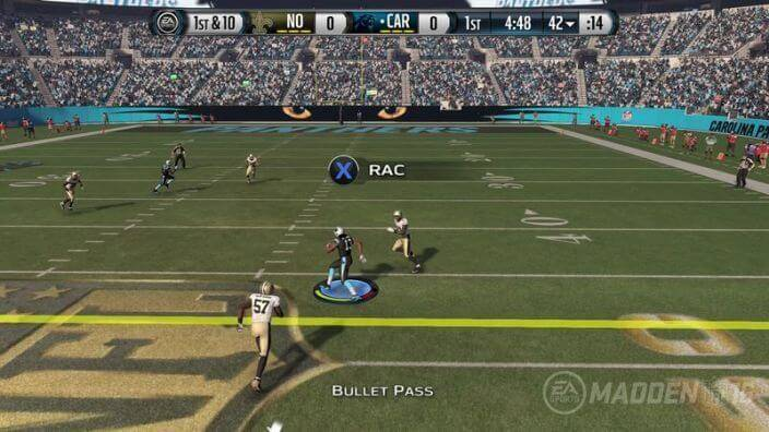 Madden NFL 16 Review Gameplay