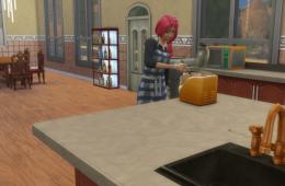 Sims 4: Coole Küchen-Accessoires