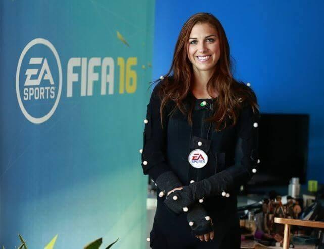 FIFA 16 Frauen-Fußball Aufnahme