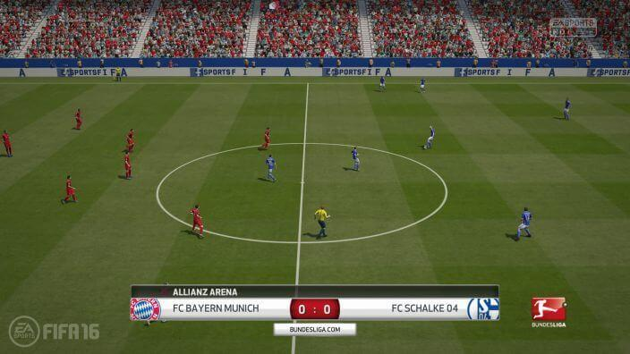 FIFA 16 Review Gameplay