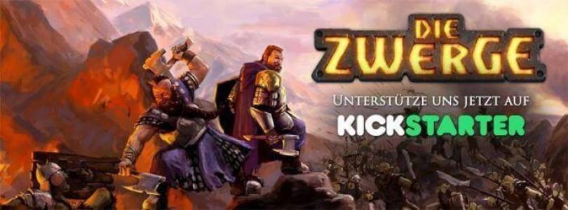 Die Zwerge starten auf Kickstarter durch