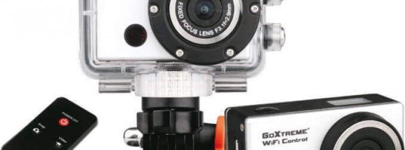 IFA 2015: Action Cam Zubehör von GoXtreme gesichtet