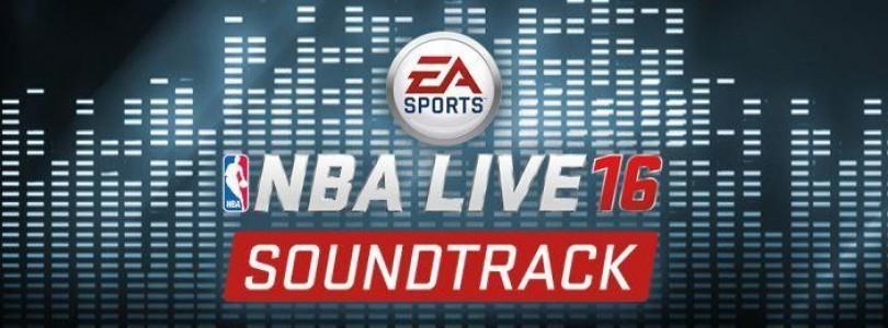NBA Live 16 kompletter Soundtrack auf Spotify verfügbar