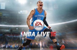 NBA LIVE16 Review