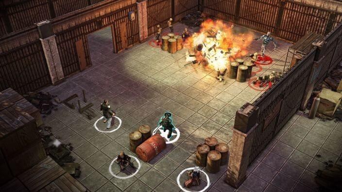 Wasteland 2 Screen 2