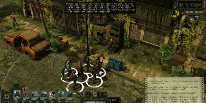 Wasteland 2 Screen 3