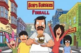 Bob's Burgers Pinball
