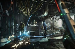 Fetter Trailer zu Deus Ex: Mankind Divided am Start