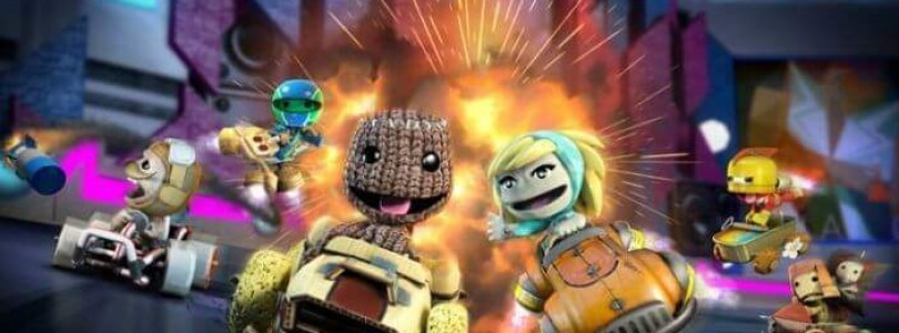 gamescom 2012: Preview: Little Big Planet Karting