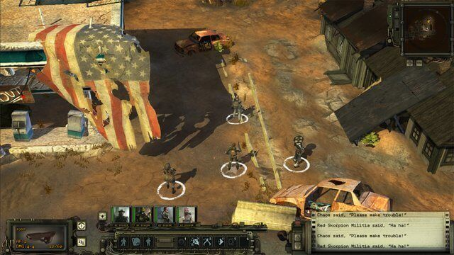 wasteland 2 screen 4
