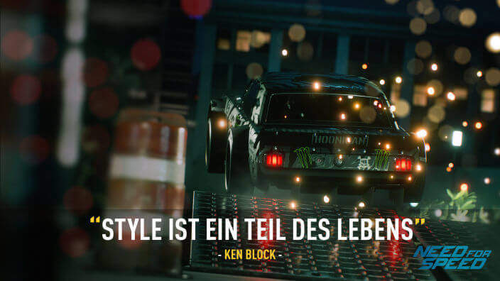 Need for Speed (2015) Review: Quote Ken Block
