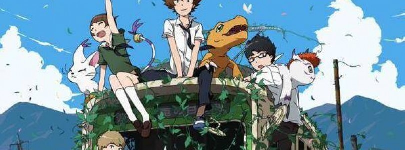 Digimon Adventure Tri. Ketsui im März