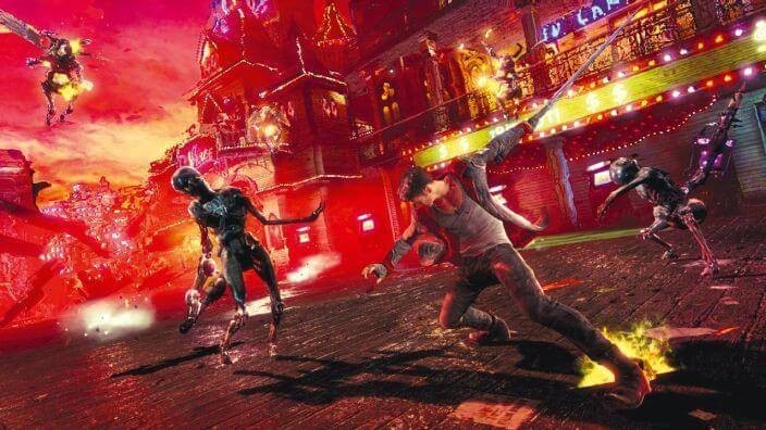devil may cry screenshot 3