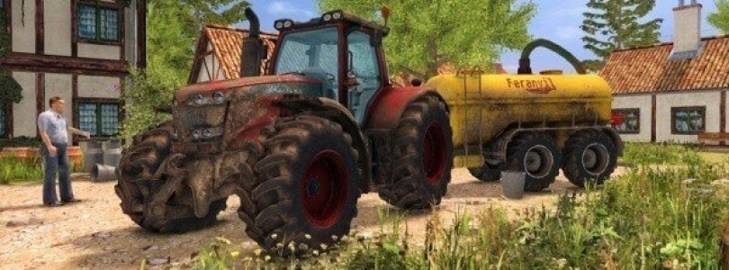 Der Landwirt 2016 präsentiert neuen Trailer