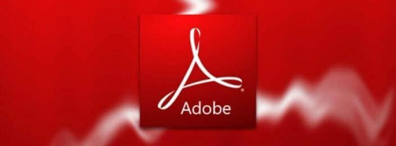 Adobe Flash steht vor dem Aus